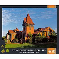 St. Andrew's Dune Church 1,000 piece Jigsaw Puzzle