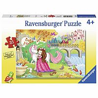 Afternoon Away 35 PC Puzzle