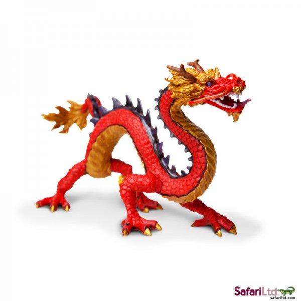 Dragons Horned Chinese Dragon Stevensons Toys