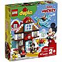 Duplo Mickey's Vacation House