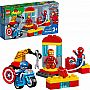 Duplo Superheroes Lab
