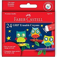 24 CT. Erasable Crayons