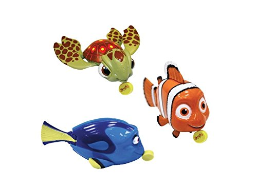 Finding Dory Nemo Amp Squirt Mini Pool Toy Stevensons Toys