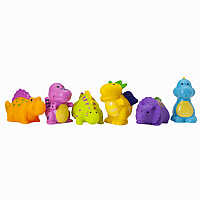 Dino Party Bath Squirties