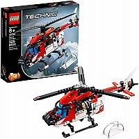 Technic Rescue Helicopter