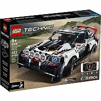 Technic App-Controlled Top Gear Rally Car
