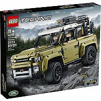 Technic Land Rover Defender