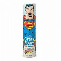DC Original Superman Crazy Foam