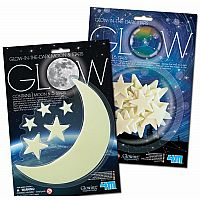 Glow in the Dark Star Assortment