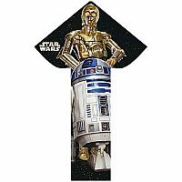 "57"" Breezyflyer Star Wars C3PO & R2D2 Kite"