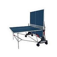 Stockholm Outdoor Blue Table Tennis Table