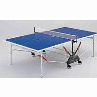 Top Star XL Outdoor Blue Table Tennis Table