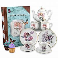 Alice in Wonderland Large Tea Set in Book Box