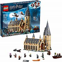 Harry Potter Hogwarts Great Hall