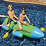 Outrigger Inflatable w/ Paddles