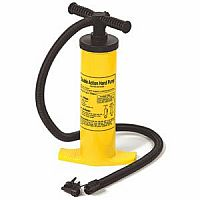 Dual Action Air Pump for Inflatables
