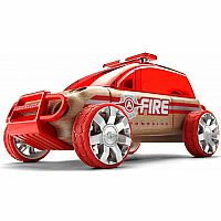 Automoblox X9 Fire SUV