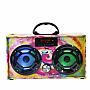 Bluetooth FM Radio Tie Dye