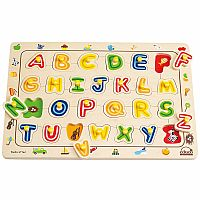 ABC Matching Puzzle