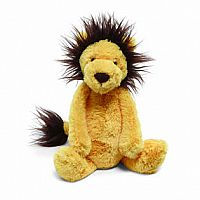 Bashful Lion Medium 12""