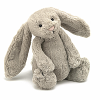 Bashful Bunny Beige Medium 12""