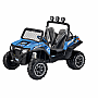 12V Polaris RZR900 Blue Assembled