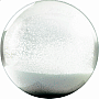 100mm Snow Globe Snowball