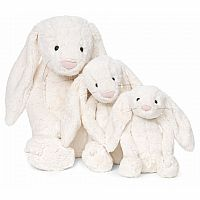 Bashful Bunny Cream Huge 20""