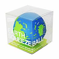 Earth Squeeze Ball Blue/Green