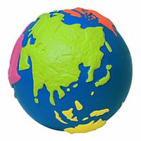 Earth Squeeze Ball Multi Colored