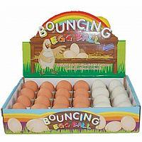 "2"" Bouncing Easter Egg Ball"