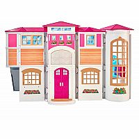 Barbie 2 Story Electric Dreamhouse