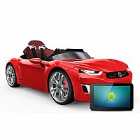 Henes Broon 12V F830 Red RC w/ Android Tablet