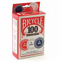 Bicycle Poker Chips 100