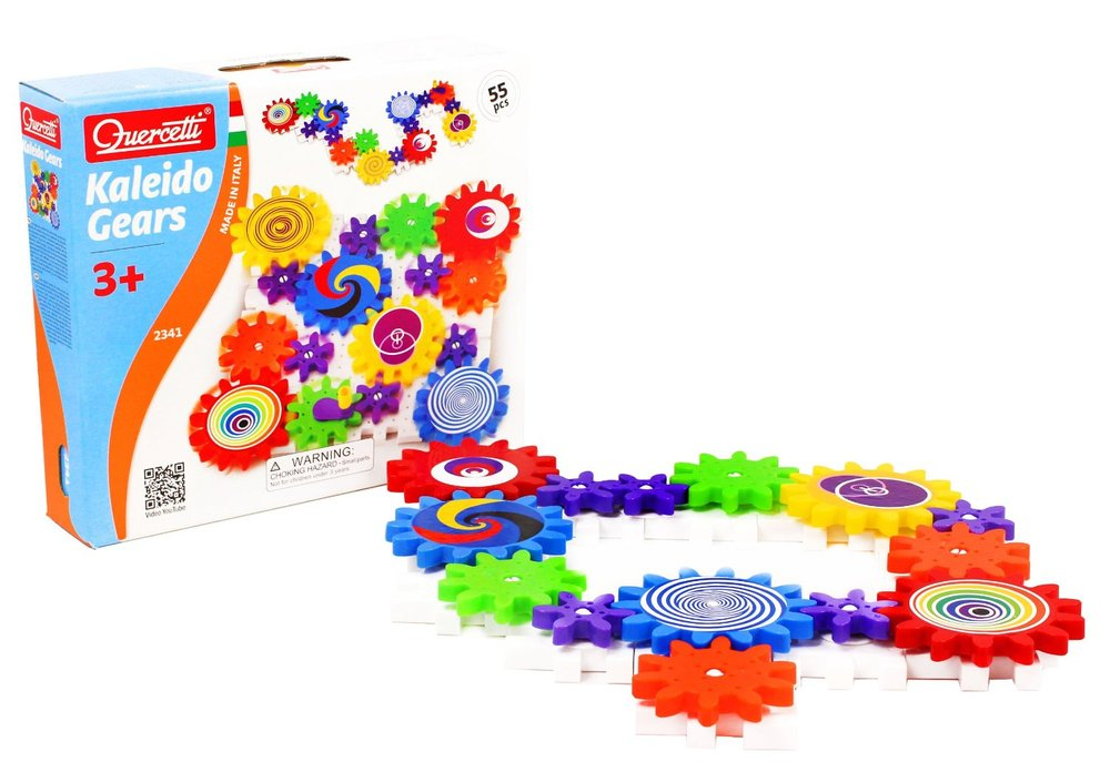 Quercetti Kaleidogears Stevensons Toys