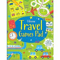 Travel Games Pad