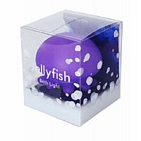 Jellyfish Bath Light Violet